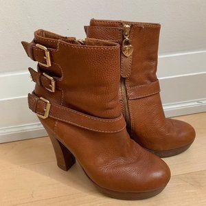 Juicy Couture ankle boots high heel platform Women